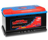 Автомобильный аккумулятор SZNAJDER ENERGY Plus (100A/ч)/3433 SZNAJDER