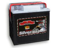 Автомобильный аккумулятор SZNAJDER Silver Jp (35A/ч)/3450 SZNAJDER