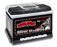 Автомобильный аккумулятор SZNAJDER Silver (64A/ч)/3443 SZNAJDER