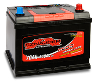 Автомобильный аккумулятор SZNAJDER Plus Jp(70A/ч)/3429 SZNAJDER