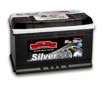 Автомобильный аккумулятор SZNAJDER Silver (85A/ч)/3438 SZNAJDER