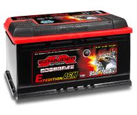 Автомобильный аккумулятор SZNAJDER AGM Expedition система Start Stop(95A/ч)/3436 SZNAJDER