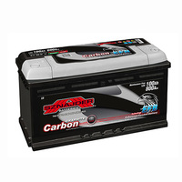Автомобильный аккумулятор SZNAJDER Carbon Start Stop EFB 6СТ-100Аз 800А (R)/3567 SZNAJDER