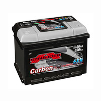 Автомобильный аккумулятор SZNAJDER Carbon Start Stop EFB 6СТ-60Аз 550А (R)/3563 SZNAJDER