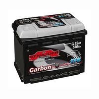 Автомобильный аккумулятор SZNAJDER Carbon Start Stop EFB 6СТ-62Аз 550А (R)/3564 SZNAJDER