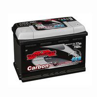 Автомобильный аккумулятор SZNAJDER Carbon Start Stop EFB 6СТ-77Аз 750А (R)/3565 SZNAJDER