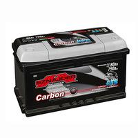 Автомобильный аккумулятор SZNAJDER Carbon Start Stop EFB 6СТ-80Аз 750А (R)/3566 SZNAJDER