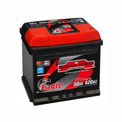 Автомобильный аккумулятор SZNAJDER Plus(50A/ч)/3426
