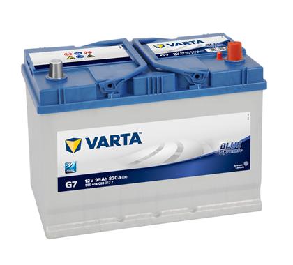 АКБ VARTA BD 6CT- 95Aз R JP 595 404 083 G7(ES)