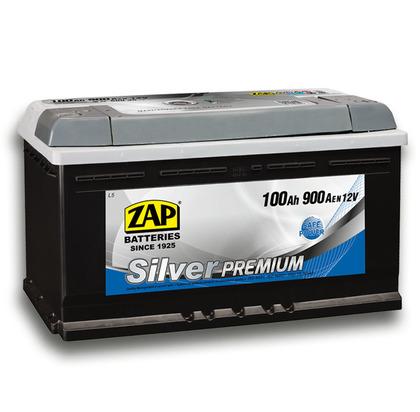 Автомобильный аккумулятор ZAP Silver Premium (100A/ч)/3581
