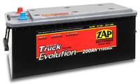 Автомобильный аккумулятор ZAP Truck Evolution (200A/ч)/3545 ZAP