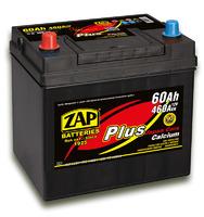 Автомобильный аккумулятор ZAP Plus Jp (60A/ч)/3561 ZAP