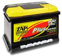 Автомобильный аккумулятор ZAP Plus (60A/ч)/3554 ZAP