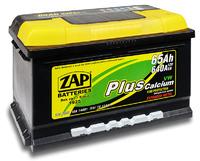 Автомобильный аккумулятор ZAP Plus (65A/ч)/3556 ZAP