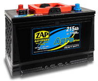 Автомобильный аккумулятор ZAP Agro (215A/ч)/3548 ZAP