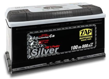 Автомобильный аккумулятор ZAP Silver (100A/ч)/3575