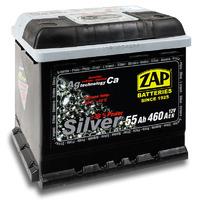 Автомобильный аккумулятор ZAP Silver (55A/ч)/3569 ZAP